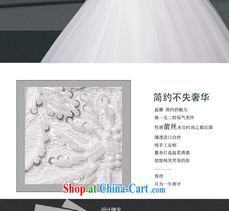 The Greek, Elizabeth (XILUOSHA) shoulder straps bridal wedding wedding 2015 new luxury parquet drilling bridal high-end wedding dresses wedding custom white XL pictures, price, brand platters! Elections are good character, the national distribution, so why buy now enjoy more preferential! Health