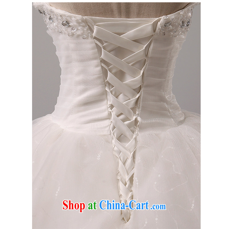 The beautiful yarn new heart-shaped chest bare A swing with canopy skirts wedding purely manual sewing with drill minimalist atmosphere marriages wedding factory direct custom white customizable, beautiful yarn (nameilisha), and, on-line shopping