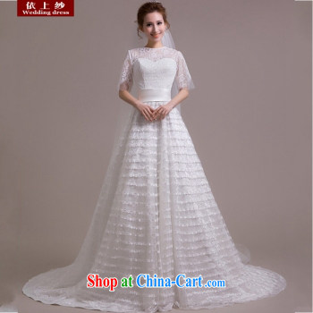 Yong-yan and new 2015 Korean sweet Princess wedding dresses with bare chest retro flouncing flowers tie wedding dresses white XXL pictures, price, brand platters! Elections are good character, the national distribution, so why buy now enjoy more preferential! Health