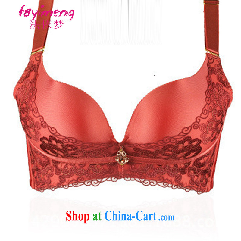 The Dream No scratches no steel ring comfortable adjustment, the chest-deep sense V The Chest JB 127-1, 01,571 red 90 C