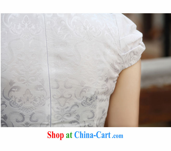 Dresses sweet-fresh fake two-piece-goods 2015 improved cheongsam new pink S pictures, price, brand platters! Elections are good character, the national distribution, so why buy now enjoy more preferential! Health