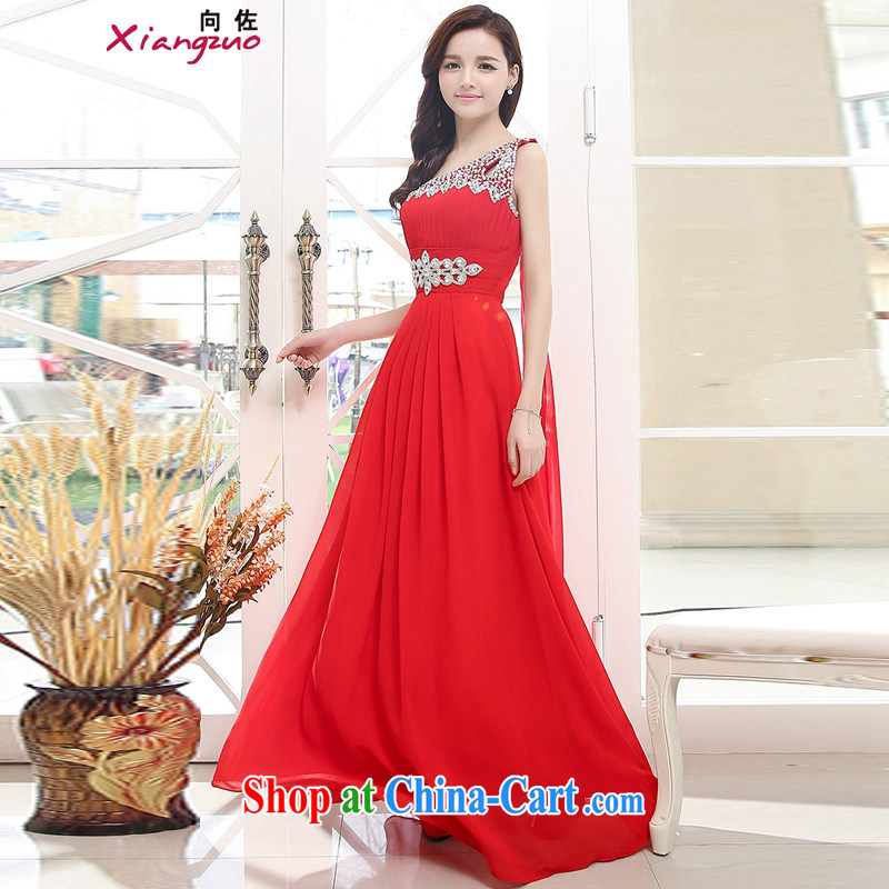 The Jordan summer 2015 female new beauty video thin lace wedding sleeveless dresses wine red XL