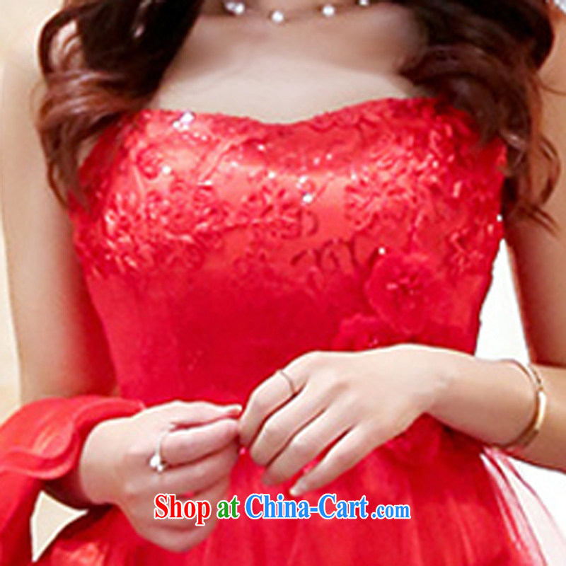 The Jordan summer 2015 female Korean New wedding dress set lace shaggy dress casual dress set red XL to Jordan (Xiangzuo), and shopping on the Internet