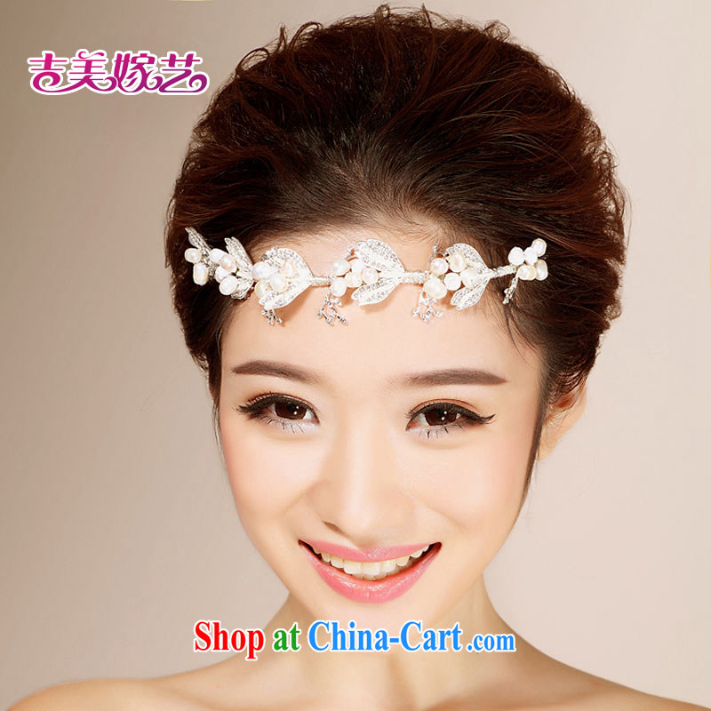 Bridal wedding dresses with Korean-style head-dress 6115 HG B water drilling jewelry 2015 new marriage Crown white head-dress