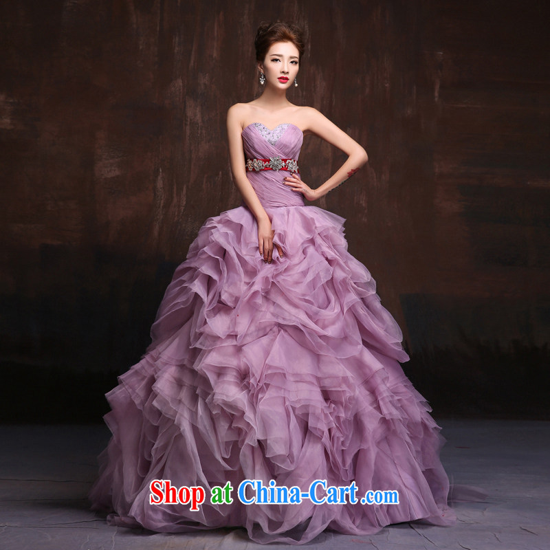 sin Sin better edge summer 2015 spring new wedding dresses beauty video slim, dress shaggy evening dress skirt ¶¹É³ color L fine quality