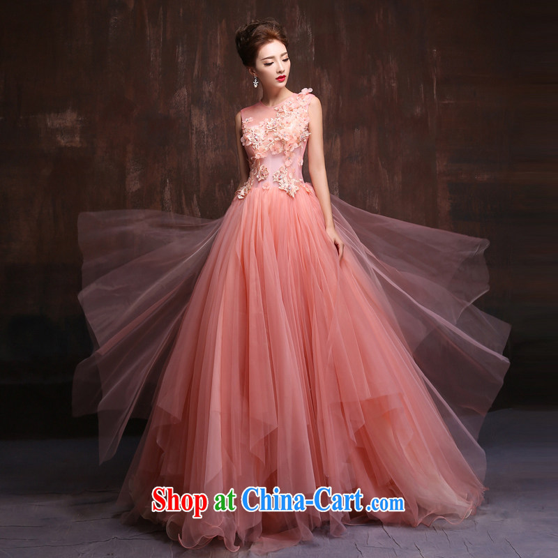 wedding dresses 2015 new Korean bridal larger wedding photo building ...