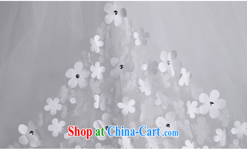 Summer 2015 new bridal wedding dresses long-tail erase Beauty Chest larger flowers Deluxe Big-tail custom white XL pictures, price, brand platters! Elections are good character, the national distribution, so why buy now enjoy more preferential! Health