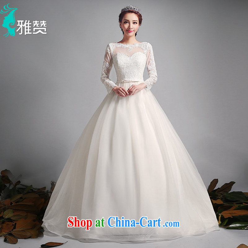 And Jacob his bride a field package shoulder the tail with wedding dresses 2015 summer and autumn new long-sleeved the lumbar heart-shaped back exposed butterfly wedding dress with?XXL paragraph